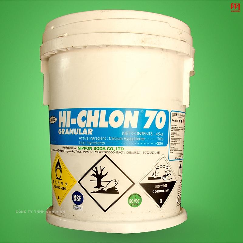 Chlorin Nhật - Nippon